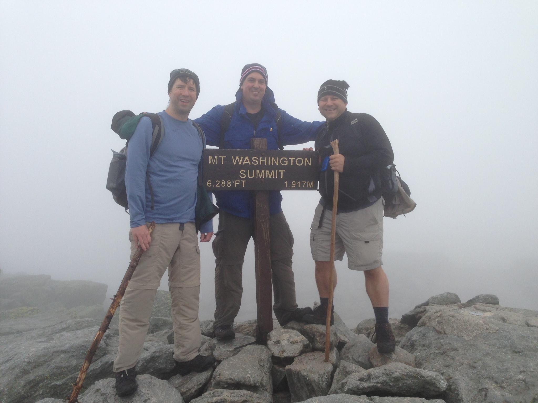Mt Washington Summit Group