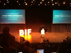 Chief Catalyst Saul Kaplan kicks off BIF-9